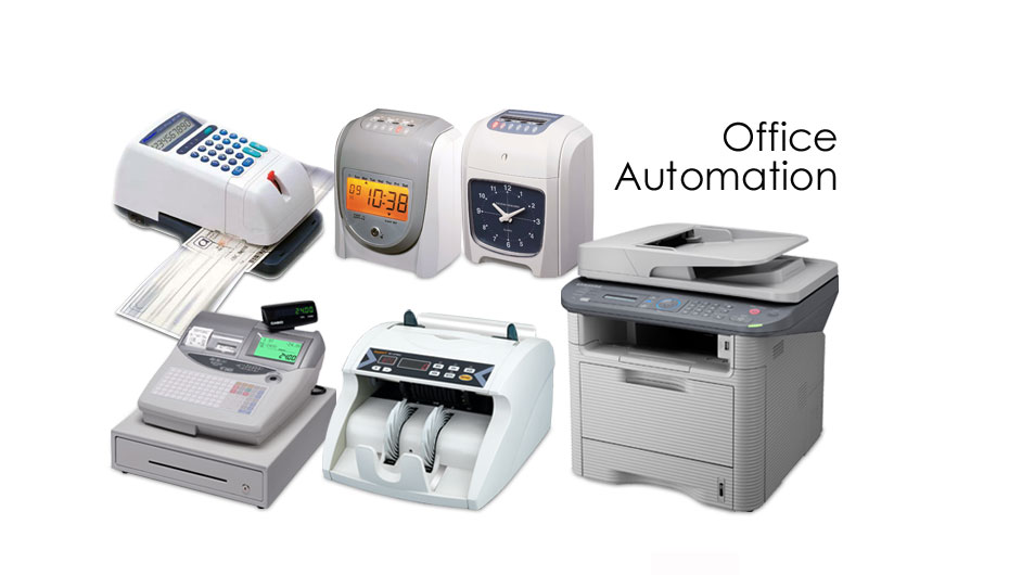 machine for office
